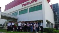 Chuyến đi thực tế tại Yakult đầy hứa hẹn cho học viên An toàn thực phẩm ISO 22000 & HACCP