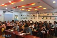 Khóa học ISO 9001:2015 tháng 6, 2021 tại TPHCM