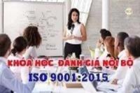 Khóa học Chuyên viên đánh giá nội bộ ISO 9001:2015 tháng 6, 2021 tại TPHCM