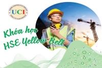 Khóa Học Chuyên Gia Quản Lý An Toàn Sức Khỏe Và Môi Trường tháng 3, 2021 tại TPHCM (HSE Yellow Belt)