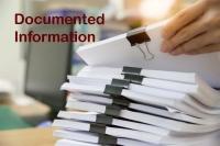Thông tin dạng văn bản ISO 9001: 2015