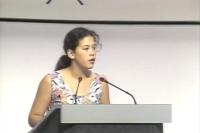 Bài phát biểu của cô bé 12 tuổi khiến cả hội trường chết lặng