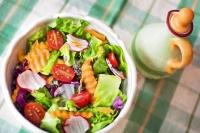Nhiều rau xanh và trái cây hơn, ít căng thẳng hơn